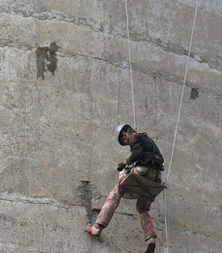 Услуги промышленных альпинистов в красноярске